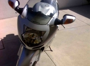 Honda CBR XX 1100 Black birde